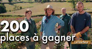 200 places de cinéma pour le film La Fine fleur offertes