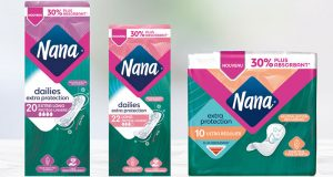 250 Gamme de protège-lingeries Nana Extra Protection à tester