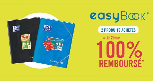 2ème produit EasyBook Oxford 100% Remboursé