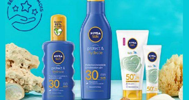 400 soins solaires NIVEA à tester