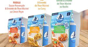 800 repas express au thon mariné Petit Navire à tester
