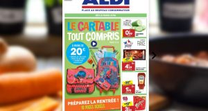 Catalogue Aldi du 29 juin au 05 juillet 2021