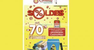 Catalogue Casino du 30 juin au 27 juillet 2021