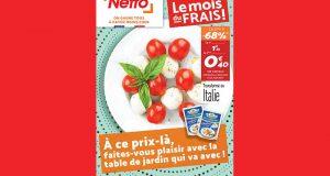Catalogue Netto du 15 juin au 27 juin 2021