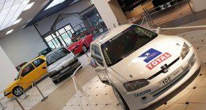 Entrée gratuite au Musée de l'Aventure Peugeot