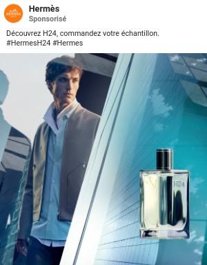 Hermès Parfum H24