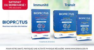 Transit ou Immunité BIOPROTUS 100% Remboursé