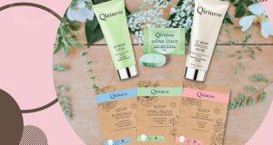 Un lot de produits de soins Qiriness offert