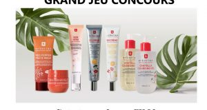 Une routine complète de soins et maquillages Erborian offerte