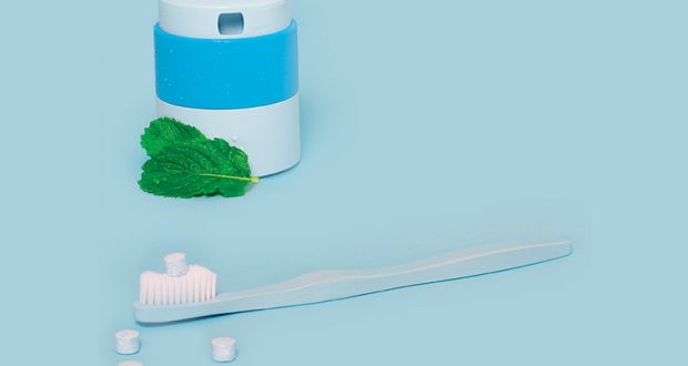 Échantillons gratuits de dentifrice à croquer 900.care