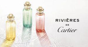 Échantillons gratuits de parfums Rivières de Cartier