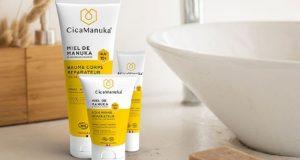 10 gammes de soins Cica Manuka offertes