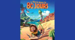 105 lots de 2 places pour le film Le tour du Monde en 80 jours offerts