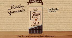 176 livres de recettes Nestlé Dessert offerts