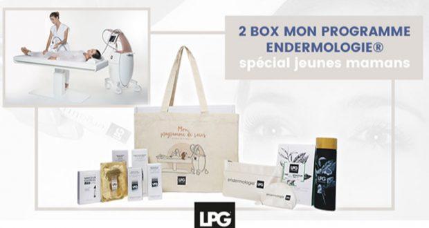2 box beauté LPG offertes (valeur unitaire 800 euros)