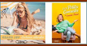 20 livres Les petits conseils de Laurie Peret offerts