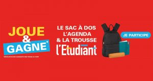 20 lots offerts (Sac à dos Casual+ Agenda + Trousse en cuir)