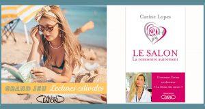 20 romans Le salon de Carine Lopes offerts