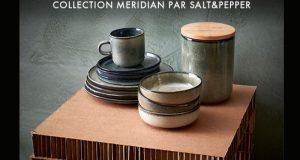 20 sets de vaisselle Meridian offerts (valeur unitaire 100 euros)
