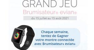 4 montres connectées Apple Watch Series 3 offertes