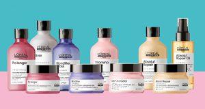 5 lots de soins capillaires L'Oréal Professionnel offerts
