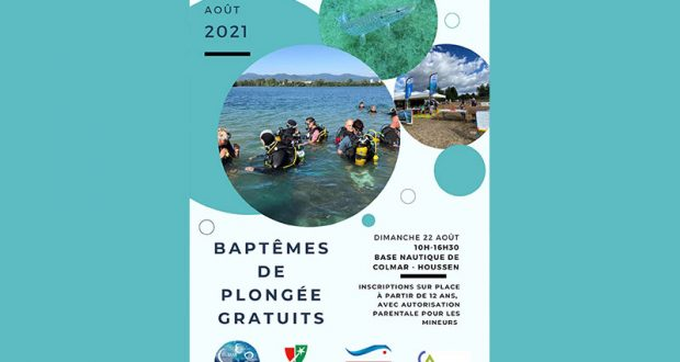 Baptême de plongée Gratuit + Diplôme offert
