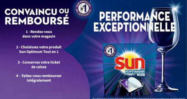 Capsules Optimum Sun Tout en 1 Convaincu ou 100% Remboursé