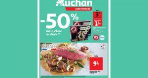 Catalogue Auchan du 13 juillet au 25 juillet 2021