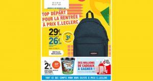 Catalogue E.Leclerc du 13 juillet au 24 juillet 2021