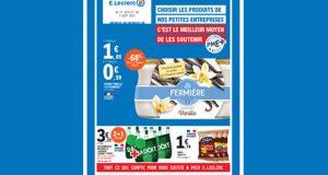 Catalogue E.Leclerc du 27 juillet au 7 août 2021