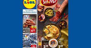 Catalogue Lidl du 21 juillet au 27 juillet 2020