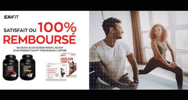 EA FiT EA Pharma 100% Remboursé