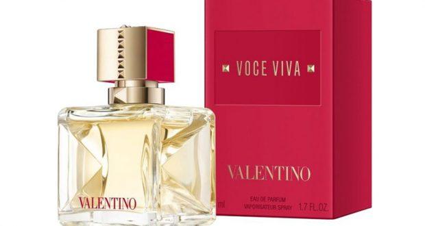 Échantillons Gratuits Parfum pour Femme Voce Viva de Valentino