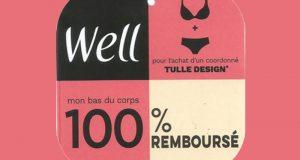 1 Ensemble Tulle Design Well Acheté = Le Bas 100% Remboursé