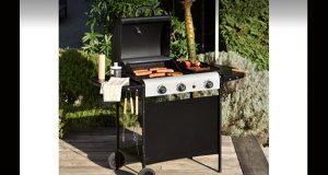 10 barbecues combinés grill et plancha Oogarden offerts
