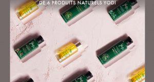 15 lots de 6 produits de soins Yodi offerts