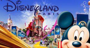 18 séjours à Disneyland Paris pour 4 personnes offerts