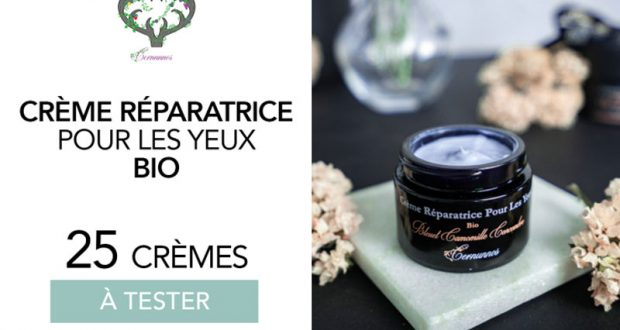 30 Crème Réparatrice pour les Yeux Bio Cernunnos à tester