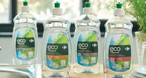 3500 liquides vaisselle Carrefour ECO PLANET à tester