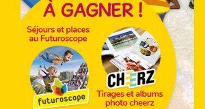 5 séjours au parc du Futuroscope de Poitiers offerts