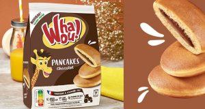 500 Pancakes au chocolat Whaou! à tester