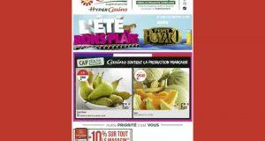 Catalogue Casino du 9 août au 22 août 2021
