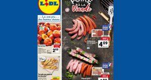 Catalogue Lidl du 11 août au 17 août 2021