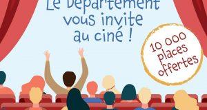 10 000 Places de cinéma offertes gratuitement