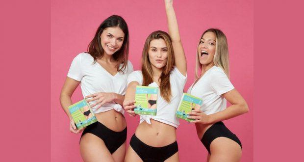 10 culottes menstruelles offertes (taille au choix)