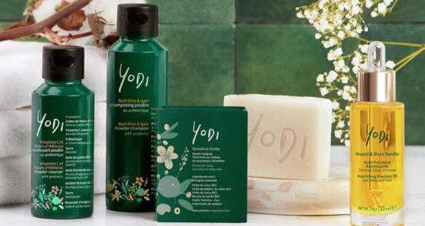 10 trousses beauté remplies de produits Yodi offertes