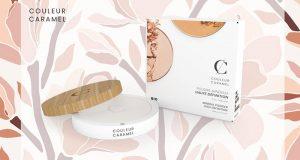 20 poudres make-up Couleur Caramel offertes