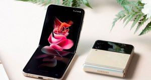 5 Galaxy Z Flip3 5G offerts (valeur unitaire 1059 euros)
