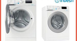 5 lave-linge posables à hublot Indesit offerts
