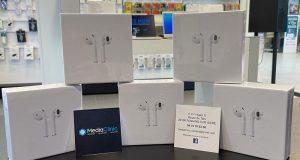 5 paires d'écouteurs sans fil offertes